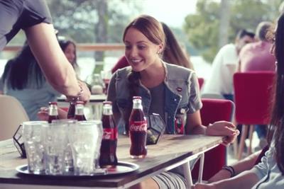 "Coca-Cola ""Taste the magic"" by David"