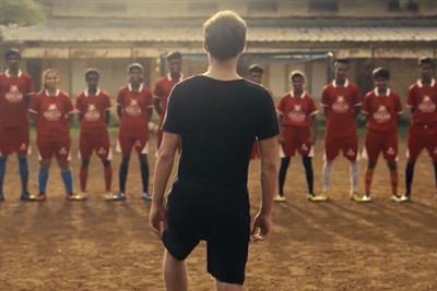 "Common Goal ""Juan Mata vs eleven"" by Dark Horses"