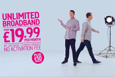 "Plusnet ""No hard sell needed"" by Karmarama"