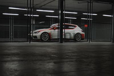 """Seat """"A race car set free"""" by Droga5 London"""