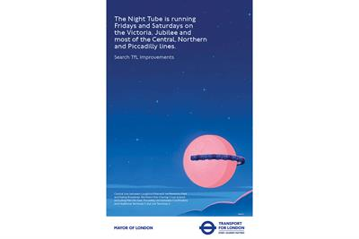 "Transport for London ""Master improvements"" by VCCP"