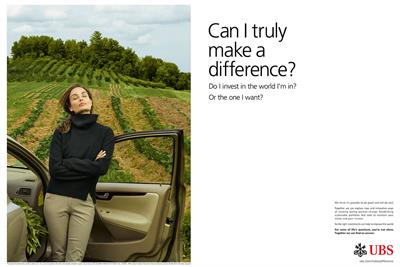 """UBS """"together we can find an answer"""" by Publicis London"""