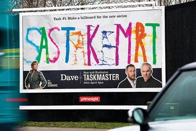 "UKTV ""The Taskmaster talent takeover"" by UKTV Creative"