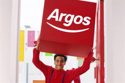 """Argos """"Bounding"""" by CHI & Partners"""