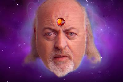 """PlayStation """"No Man's Sky with Bill Bailey"""" by Fever"""