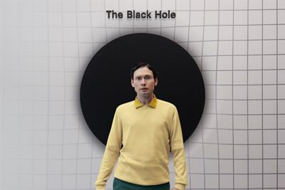 MailChimp enlists a black hole for the next phase of its quirky campaign