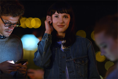 Teenage Luddites bond over a phoneless moment in Levi's latest