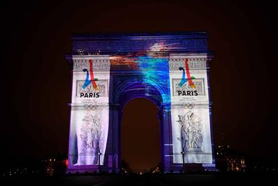 Paris ramps up 2024 Olympic bid with English tagline, #MadeforSharing