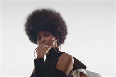 Pantene 'Strong Is Beautiful' campaign praises African American hair