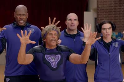 Ben Stiller and Vince Vaughn reunite for a 'Dodgeball' charity grudge match
