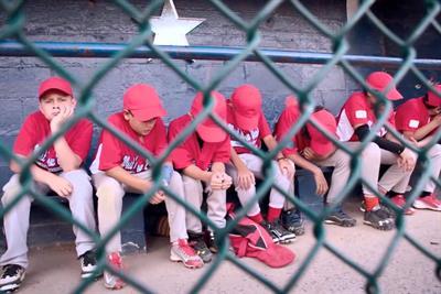 Reddi-wip sweetens Little League game