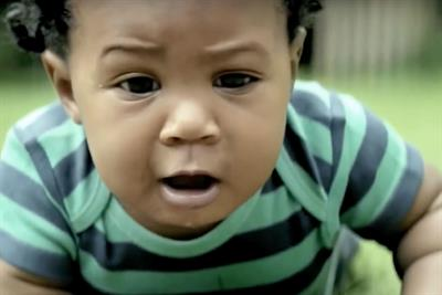 """Dove """"Baby Dove"""" by Ogilvy & Mather"""