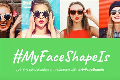 """Vision Direct """"#MyFaceShapeIs"""" by Jin"""