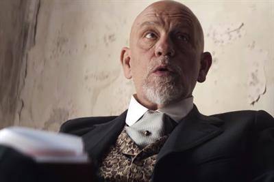 """John Malkovich and Squarespace """"Make your next move"""" by JohnXHannes"""