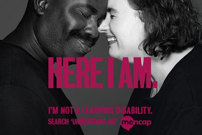 "Mencap ""Here I am"" by The Corner"