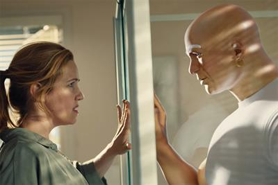 Mr. Clean gets a little dirty in Super Bowl debut