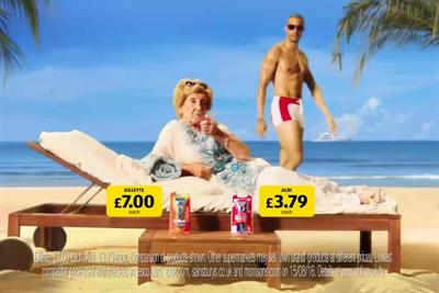 "Aldi ""Totally Rio Brazilian"" by McCann Manchester"