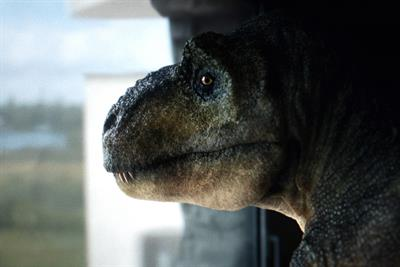 "Audi ""Tyrannosaurus Rex"" by Razorfish"