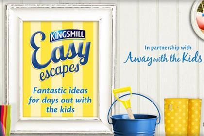 Kingsmill: launches Escapes app