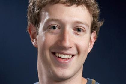 Mark Zuckerberg: Facebook founder and chief executive