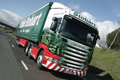 Eddie Stobart: road haulage firm to sponsor rugby league's Super League