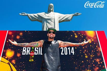 David Correy: X Factor finalist teams up with Coca-Cola