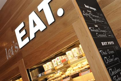 Eat: opens concept store on The Strand
