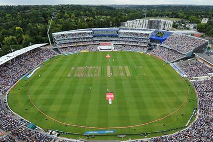 Edgbaston: seeking naming rights partner
