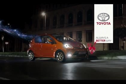 Toyota: 'Always a better way'