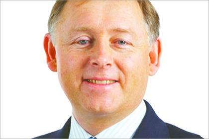 Richard Brasher: chief executive, Tesco UK & Ireland