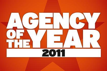 Marketing Agency of the Year 2011