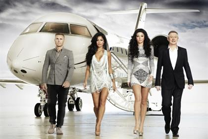 X Factor judges: new series starts on 18 August