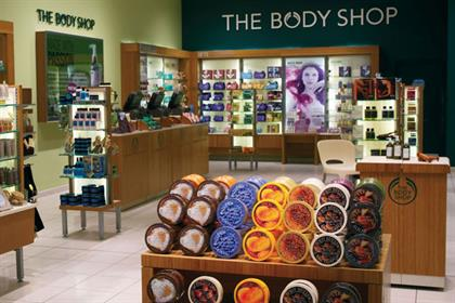 The Body Shop: signs up Lily Cole