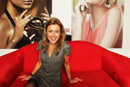 Julia Goldin, Revlon's global chief marketing officer