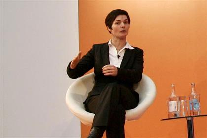 Dame Ellen MacArthur: addresses the Marketing Society Conference