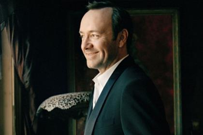 American Express: enlists Kevin Spacey for social media push
