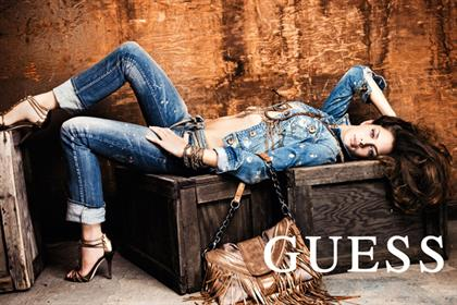 Fashion brand Guess