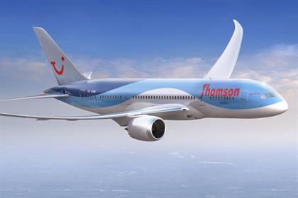 Thomson: first UK airline to roll out Dreamliner aircraft
