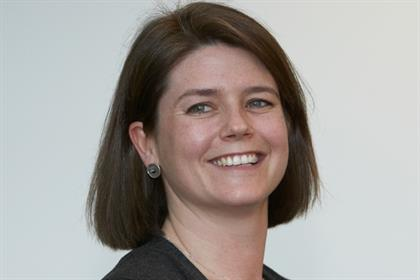 Hazel Detsiny, vice-president, marketing, foods and ice-cream, Unilever UK & Ireland