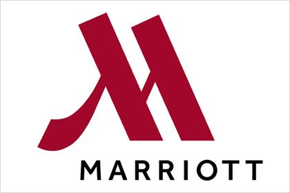 Marriott Hotels: updates logo
