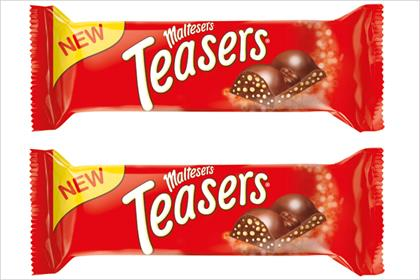 Maltesers: unveils Teasers bar