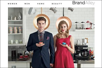 BrandAlley: targets customers' emotions in major marketing campaign