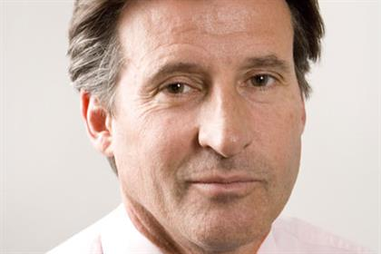 Lord Coe: voiced support for London 2012 sponsor BP