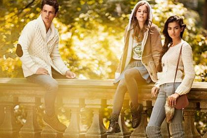 H&M: autumn/winter 2011 campaign