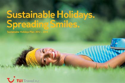 TUI: announces its to greener and fairer holidays promise