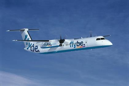 Flybe: seeks high-street retail brands for partnerships