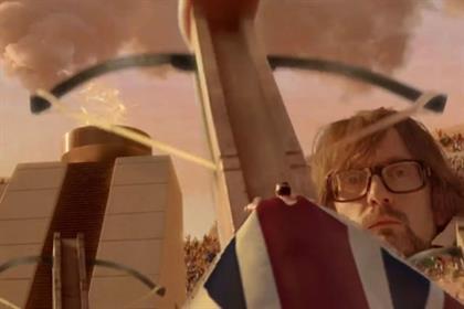 Eurostar: 2011 TV campaign starring Jarvis Cocker