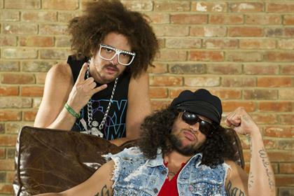 Tuborg: teams up with LMFAO