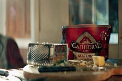 Cathedral City: the leading cheese brand