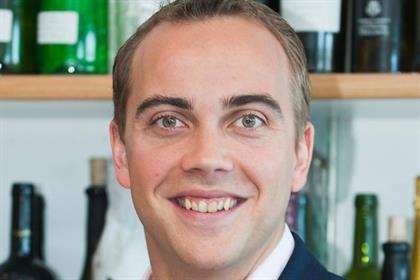 Mark Roberts: appointed marketing director at Laithwaites Wine